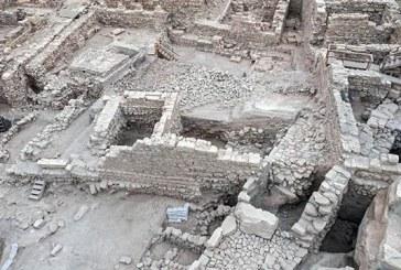 נמצאה המצודה שאיתה היוונים שלטו במקדש