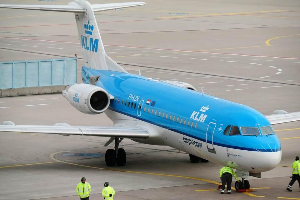 טיסה בשמים, מחיר על הקרקע. KLM|צילום: pixabay.com
