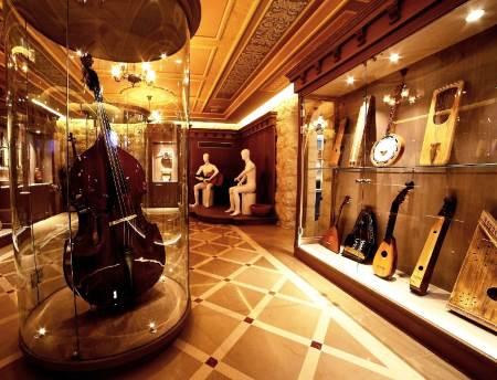מוזיאון המוסיקה העברי הראשון בישראל|צילום: ליאור לינר