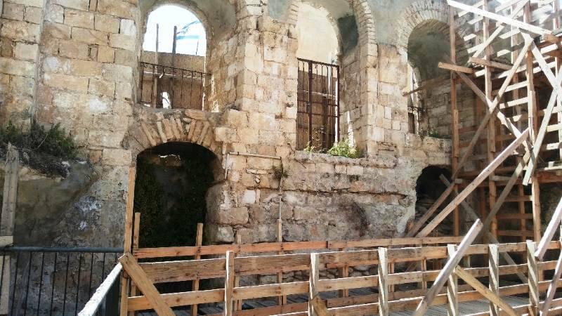 בית כנסת תפארת ישראל בעיר העתיקה|צילום: נעמי גולן