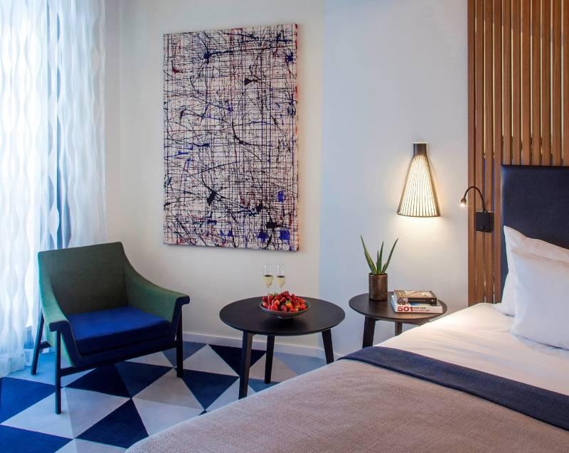 מלון דן אכדיה חדר משופץ ֻֻ| | צילום: יואב גורין