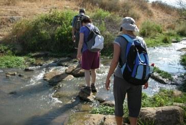 מסע אל מקורות חג המים – מסלול משפחתי לשבועות