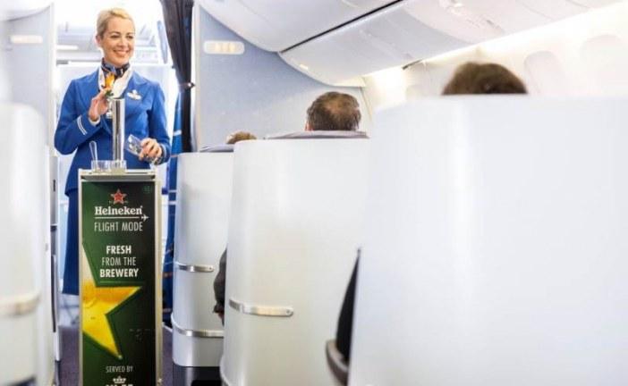 הברקה שיווקית של KLM