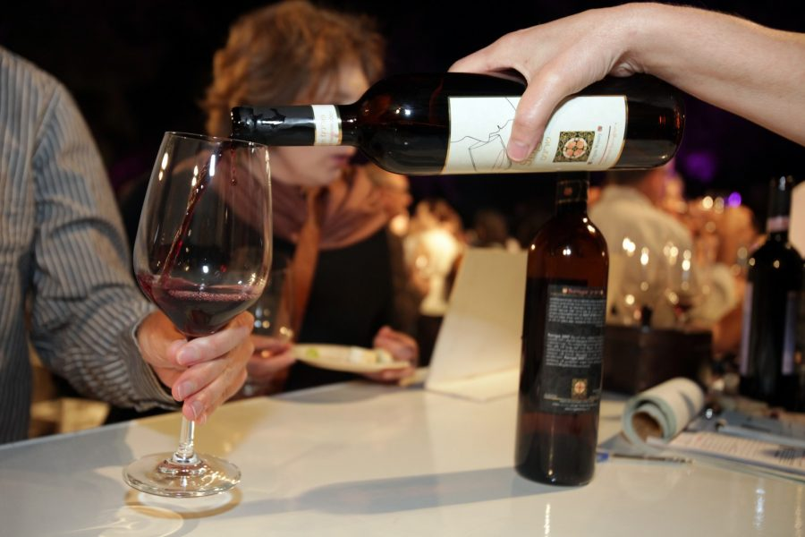 פסטיבל היין ה-18 במטה יהודה