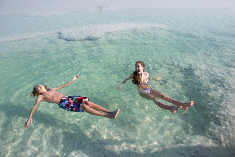 420 מטר מתחת לפני הים   צילום Photo taken by Itamar Grinberg for the Israeli Ministry of Tourism