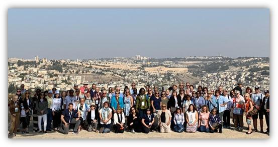 כ-200 סוכני נסיעות מובילים מארצות הברית ערכו סיור תיירותי ברחבי ישראל