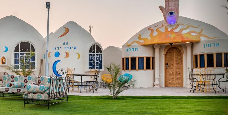 כפר הנופש ביאנקיני – המקום הכי חם בחורף
